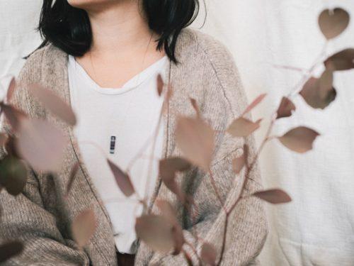 Collar de Fluorita de Fauna y Flora