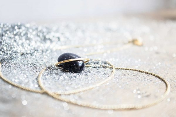 Saturno Colgante / Necklace