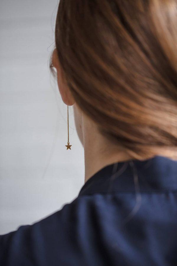 Halley Pendientes / Earrings