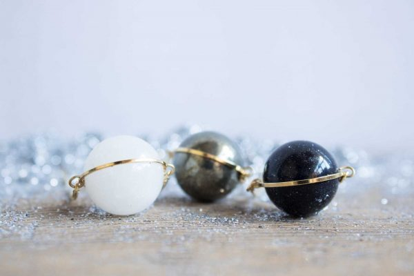 Celeste Colgante / Necklace