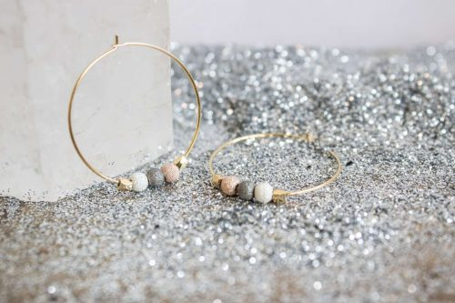 Stella Pendientes/Earrings