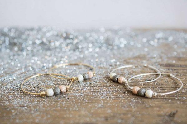 Stella Pendientes/Earrings