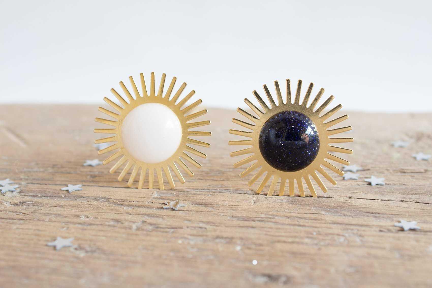 Sol Colgante/Necklace