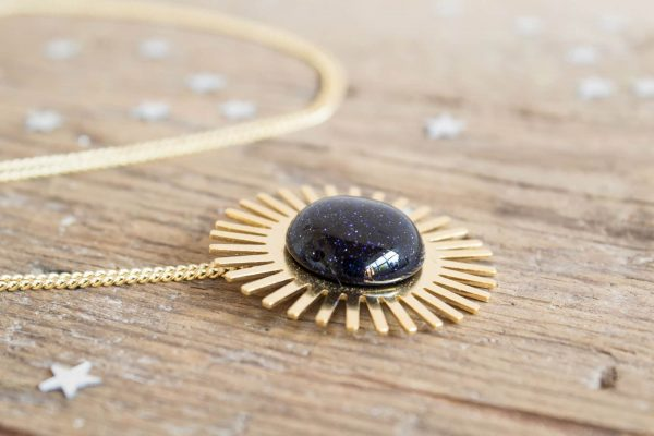 Sol Colgante/Necklace