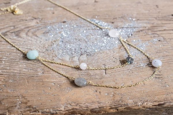 Galaxia Colgante/Necklace