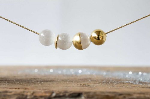 Lunar Colgante/Necklace