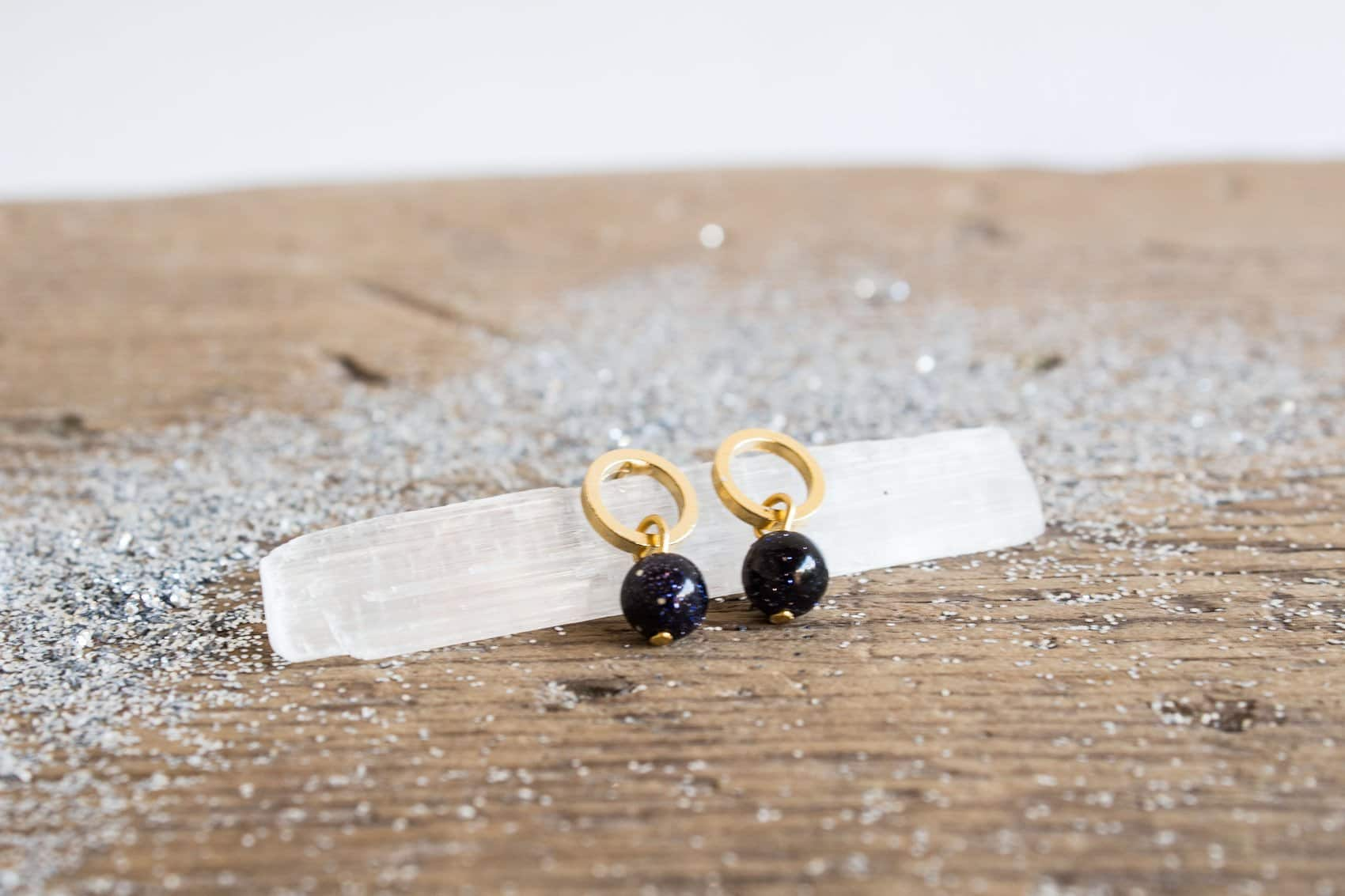 Eclipse Pendientes/Earrings