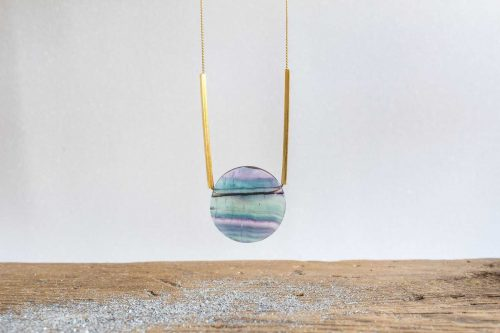 Aurora Boreal Colgante/Necklace