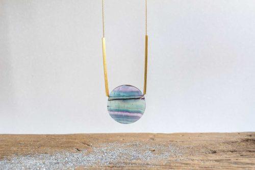 Aurora Boreal Colgante/Necklace