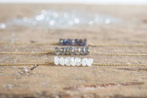 Pléyades (Petit) Colgantes/Necklaces