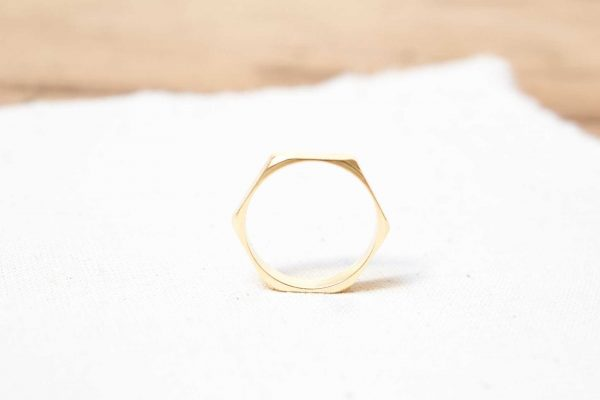 Tiempos Modernos Anillo/Ring