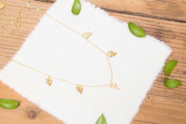 Hiedra Colgante/Necklace