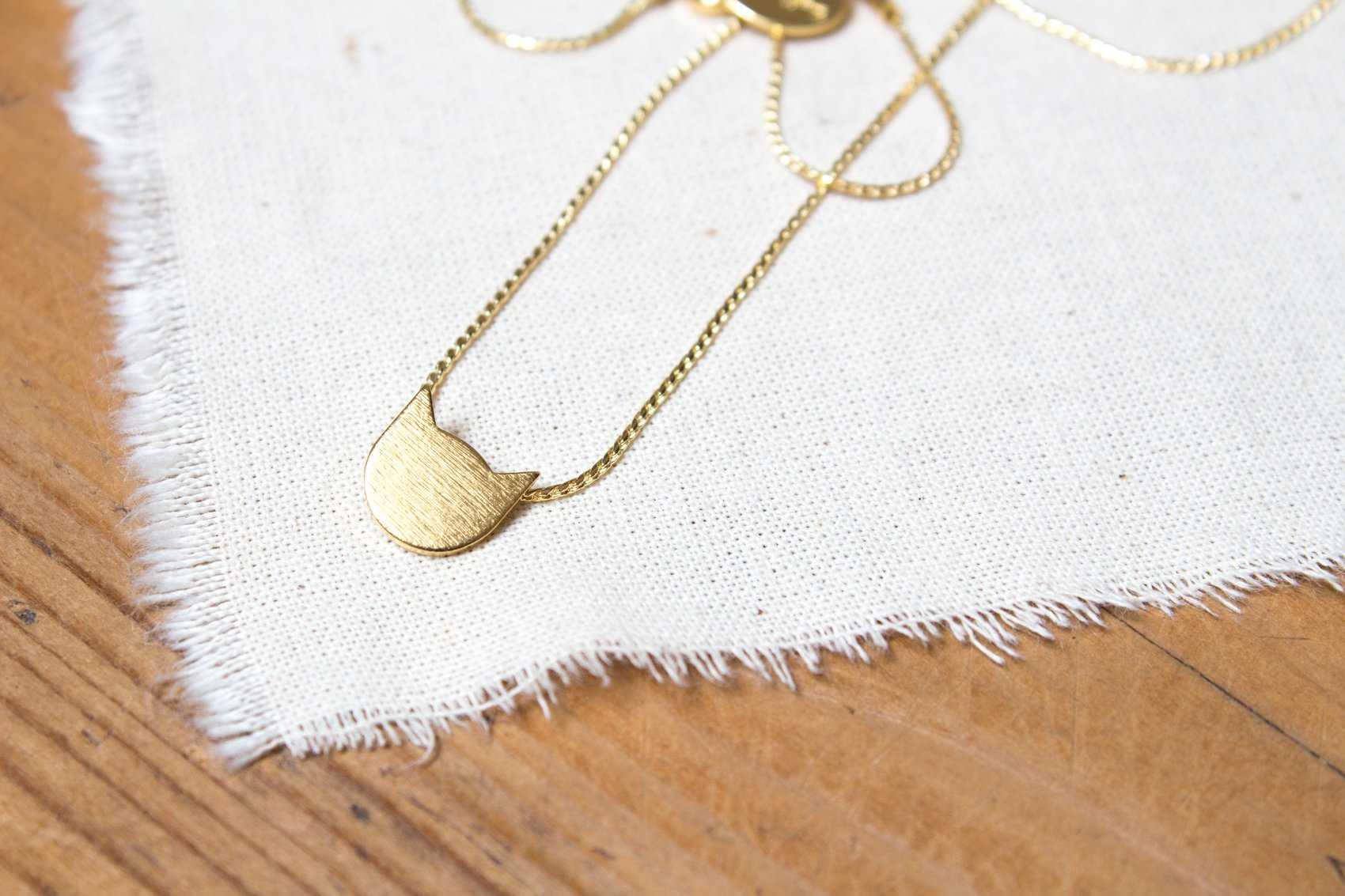 Miau Colgantes/Necklaces