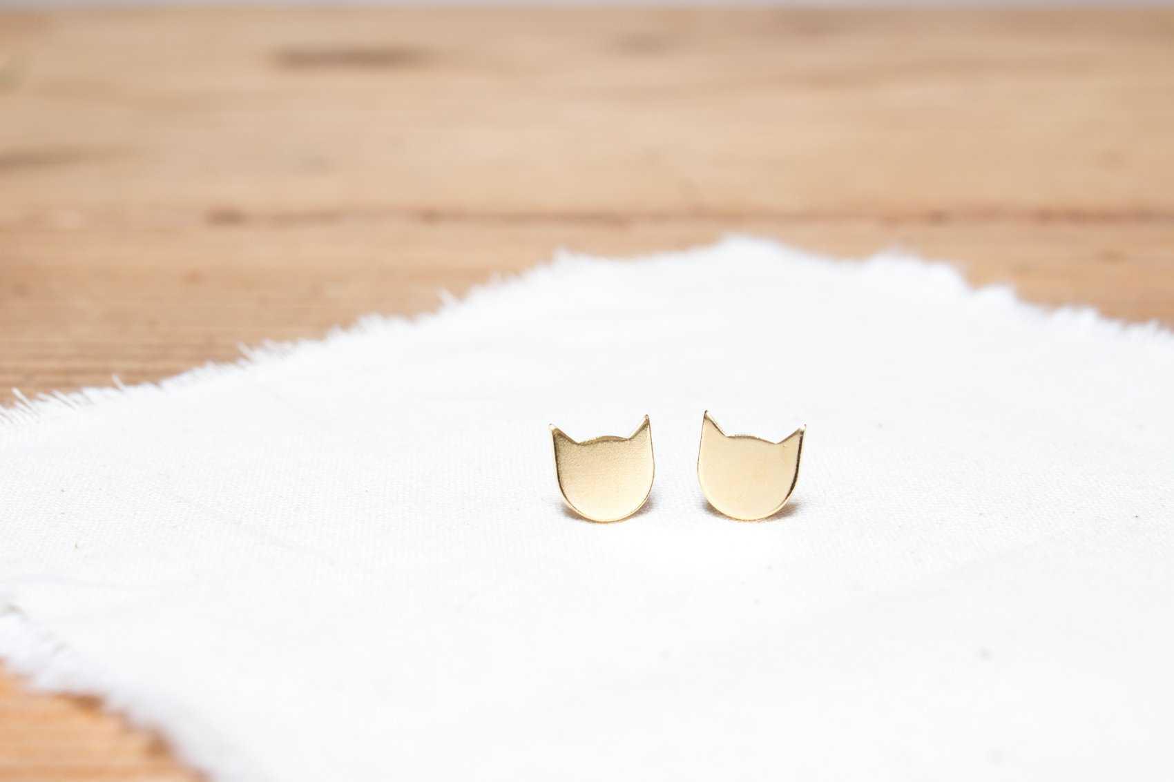 Miau Pendientes/Earrings
