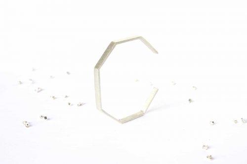 Hexágono Pulsera / Bracelet