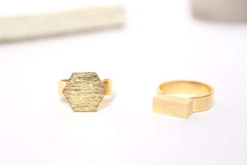 Geométricos Anillos/Rings