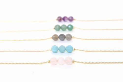 Minerales Pulseras/Bracelets (I)