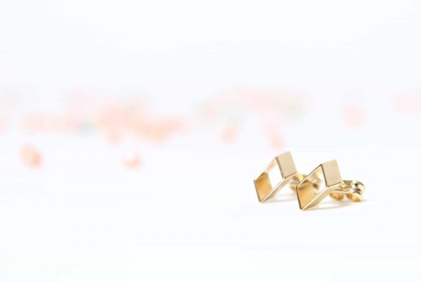Rombo Pendientes/Earrings