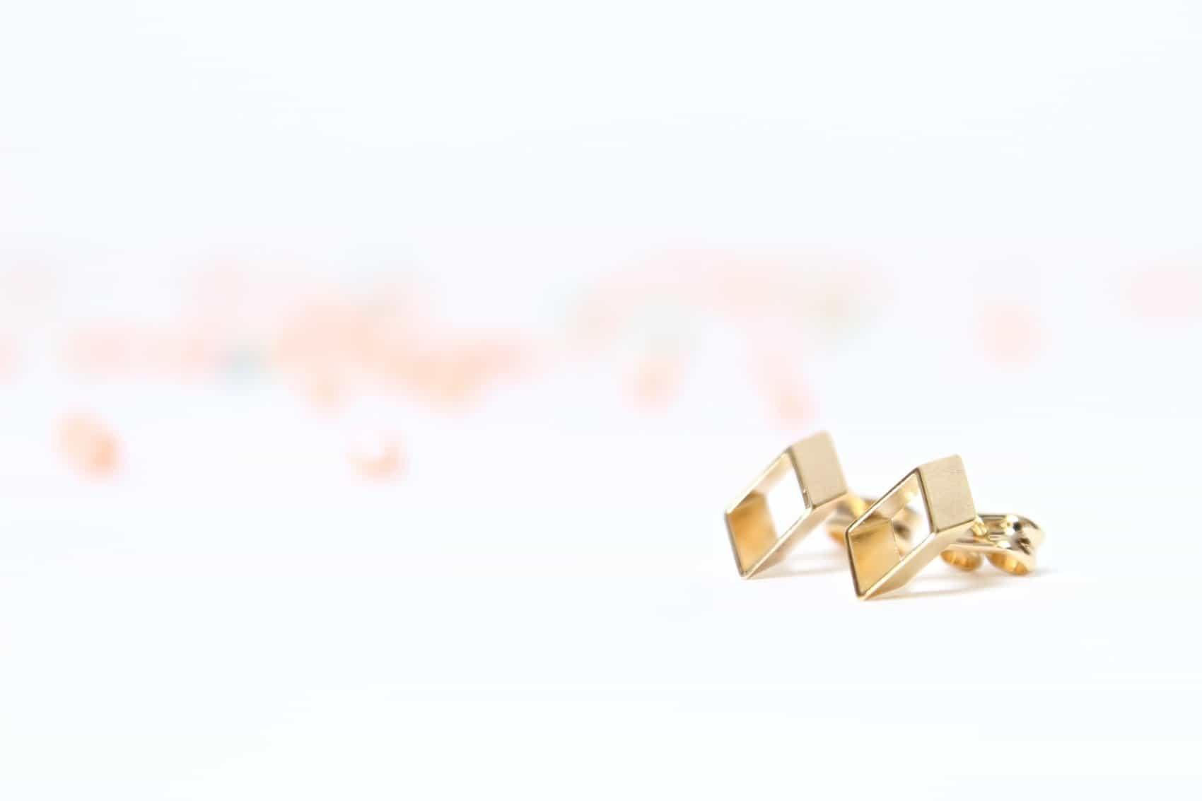 Rombo Pendientes/Earrings