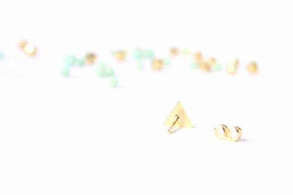 Mountain Pendientes / Earrings