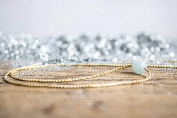 A Pale Blue Dot Colgante/Necklace