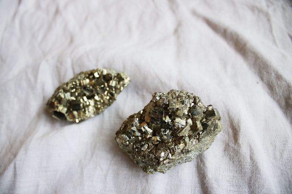Drusa Pirita Selected Crystals Fauna y Flora