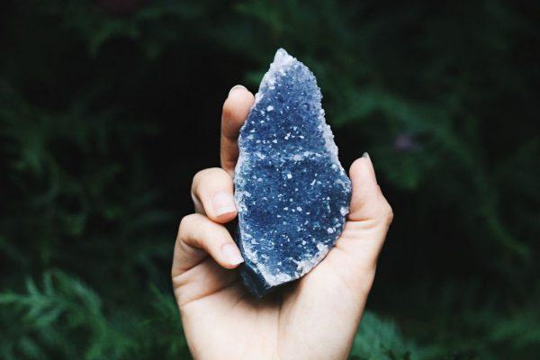 Amatista Selected Crystals Fauna y Flora